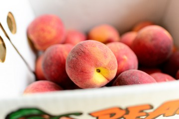 Tasty Kitchen Blog: Kitchen Talk (Let's Talk Peaches!)