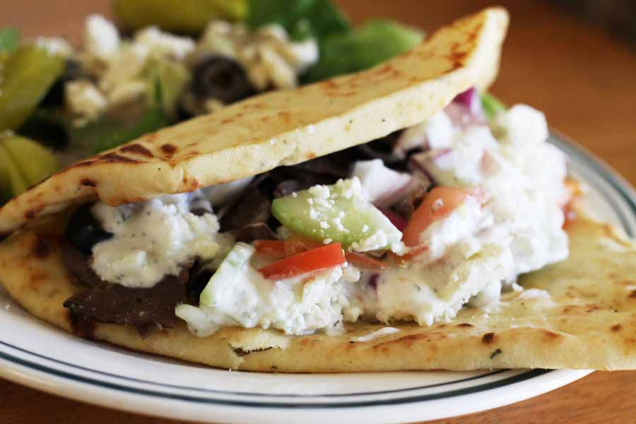 Quick and Easy Gyros | Tasty Kitchen Blog