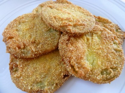Fried Green Tomatoes | Tasty Kitchen Blog